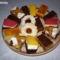 péter-páli búcsúra készített sütik egy része