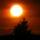 Vörösvári naplemente