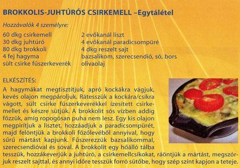 Főzzünk, receptekkel együtt! 10.