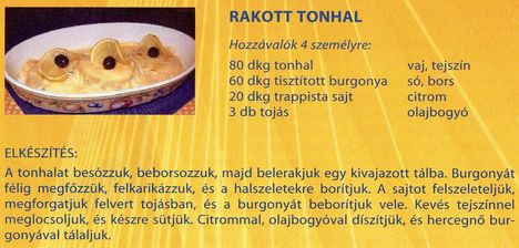 Főzzünk, receptekkel együtt! 9.