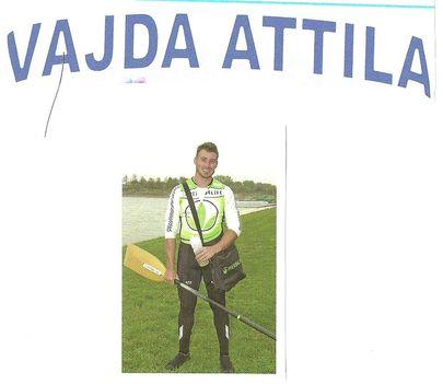 Vajda Attila Pekingi  Olimpia első aranyérmese