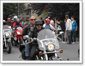 VIII.Nemzetközi Motorostalálkozó Győrújbaráton 2010.05.08