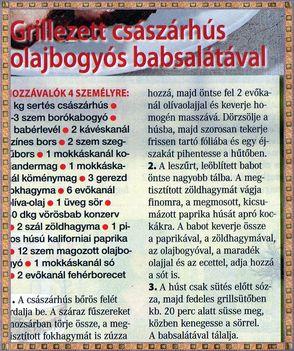 FŐZZÜNK, RECEPTEKKEL EGYÜTT! 2. 1