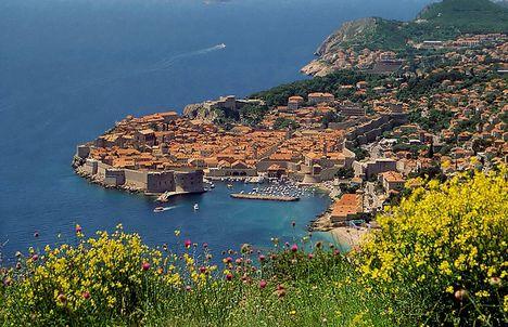 Dalmácia 5 Dubrovnik óváros