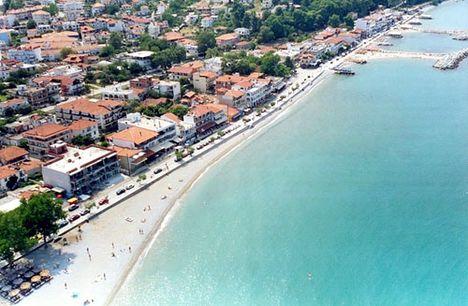 Platamonas Beach