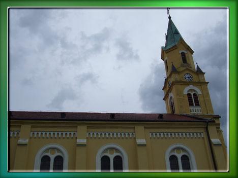 Celldömölki evangélikus templom
