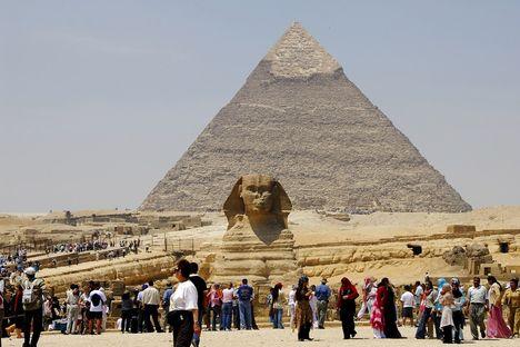 Kairo, piramisok