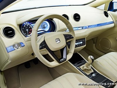 Seat Ibiza Concept IBZ - 005
