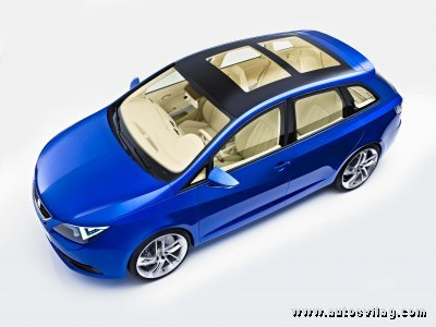 Seat Ibiza Concept IBZ - 006