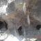 csigák a sziklán