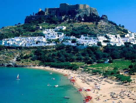 Lindos Rhodes Greece (by Constadinos)