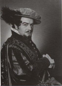 Losonczy György mint  Don Juan