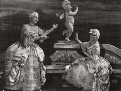 Mozart - Cosi fan tutte jelenet