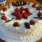 Tejszínes túró torta(2010.07.02)