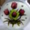tulipános kekszes