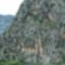 Cetina és a hegyek Omis-nál 7