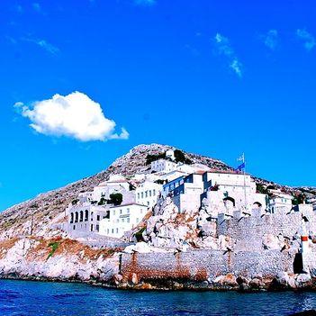Hydra sziget, Görögország