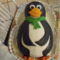 pingvin torta