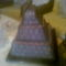 piramis torta szülinapra