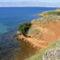 sziget végi sziklák