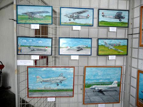 Szokol T. kiállítás Közlekedési Múzeum 2