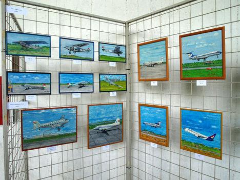 Szokol T. kiállítás Közlekedési Múzeum 3