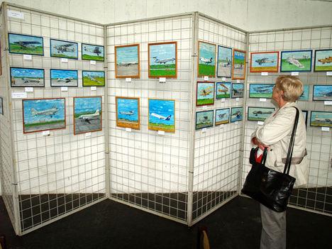 Szokol T. kiállítás Közlekedési Múzeum 4