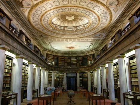 Sárospatak, Református Kollégium könyvtára