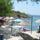 Ejtőzni Bodrum strandján