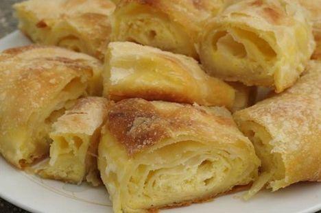 Montenegro konyhája - pita (gibanica)