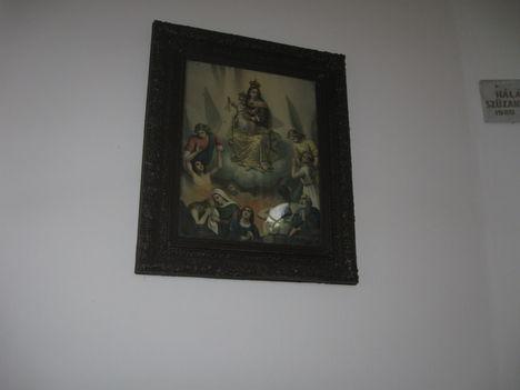 Szentkép a sirtai kápolnában