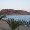 Az esti strand