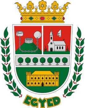 Egyed címere