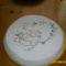 Joghurtos szívtorta