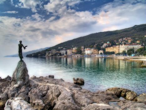 Opatija (1) - Croatia - Croacia (by Paco CT)