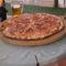 Sonkás pikáns pizza