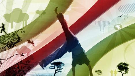 Capoeira_by_ekyar