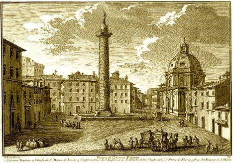 Piazza di Colonna Trajana