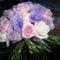 Menyasszonyi csokor színvilága