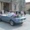 Mustang menyasszonyi autó