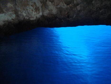 Kék barlang
