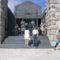a mauzóleum bejárata