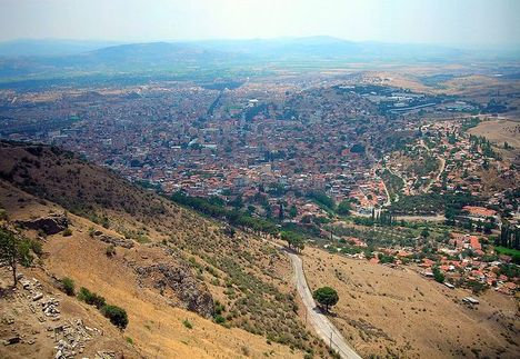 Bergama, az egykori Pergamon