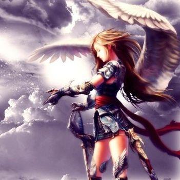 Harcos angyal