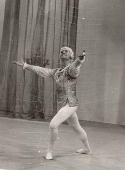 Havas Ferenc - Désiré herceg a Csipkerózsikában 1970