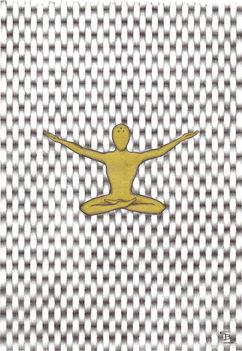 Levitáció - golyóstoll A4