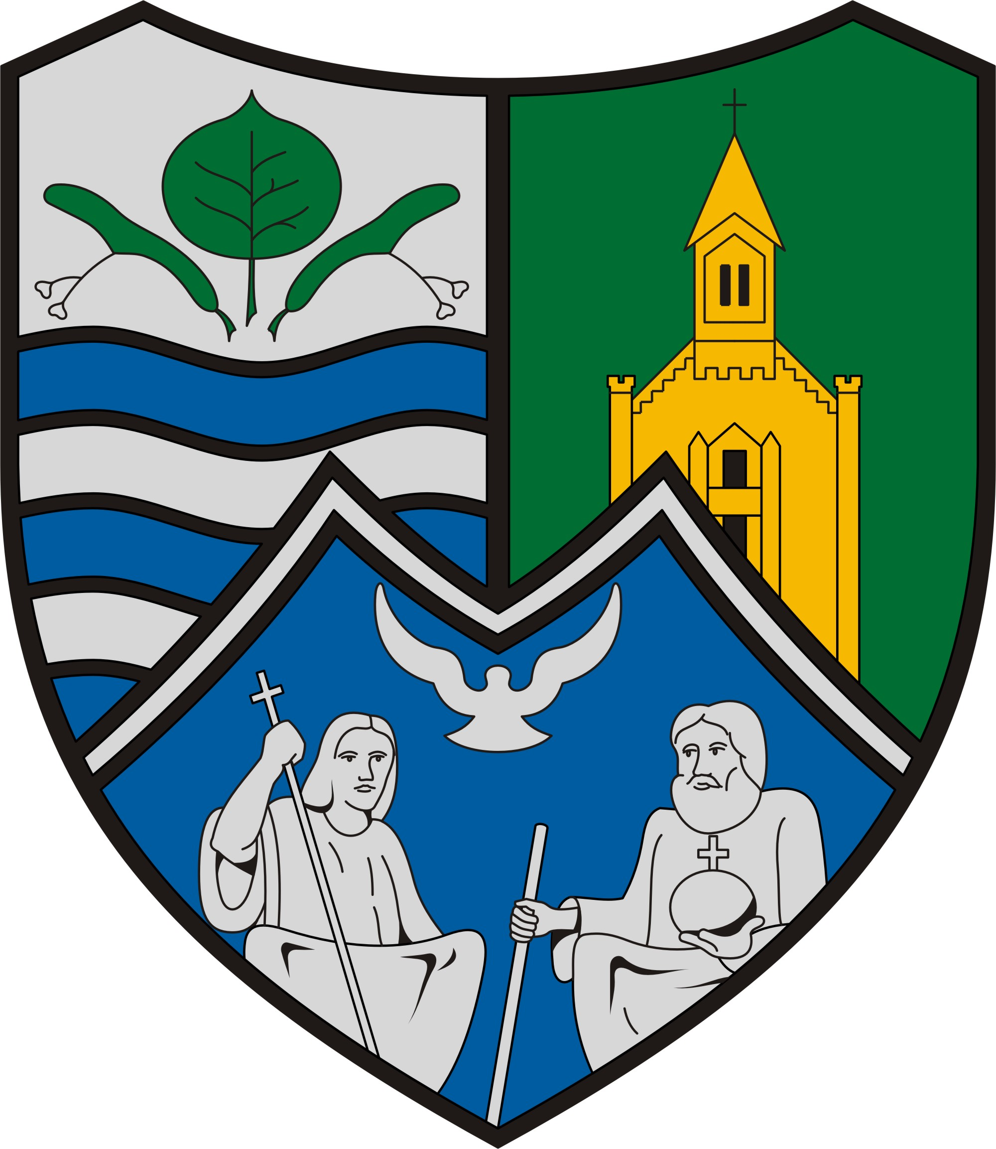 Máriakálnok címere