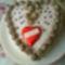 epres joghúrtos valentínapi szivecske