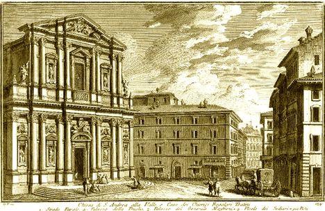 Chiesa di S.Andrea della Valle