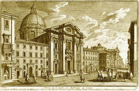 Chiesa di S.Carlo al Corso